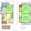 4DK House to Buy in Kyoto-shi Yamashina-ku Floorplan