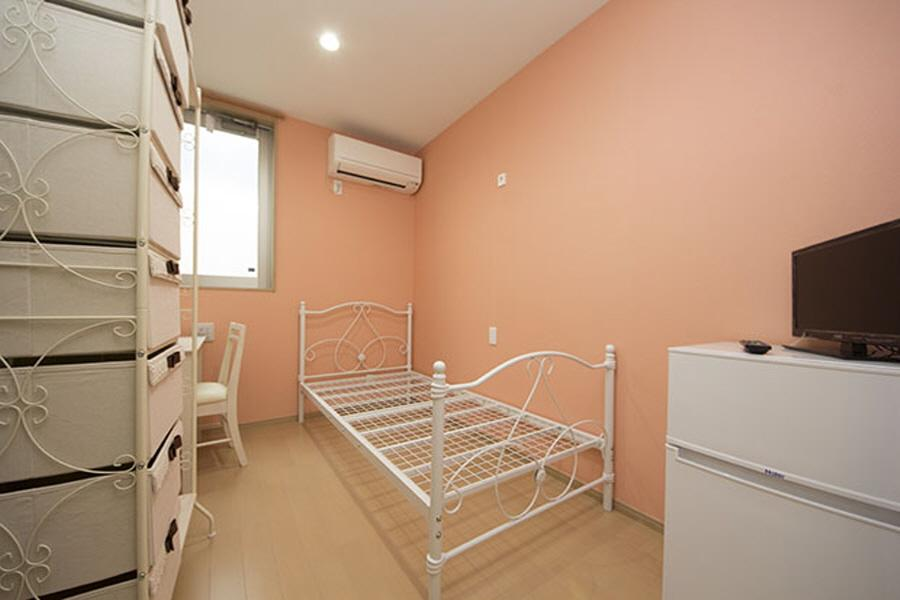 Private Serviced Apartment to Rent in Suginami-ku Bedroom