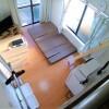 在船橋市內租賃1K 服務式公寓 的房產 起居室