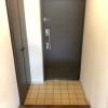 1LDK マンション 港区 玄関