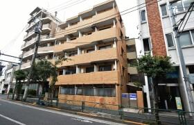 目黒區柿の木坂-1R公寓大廈
