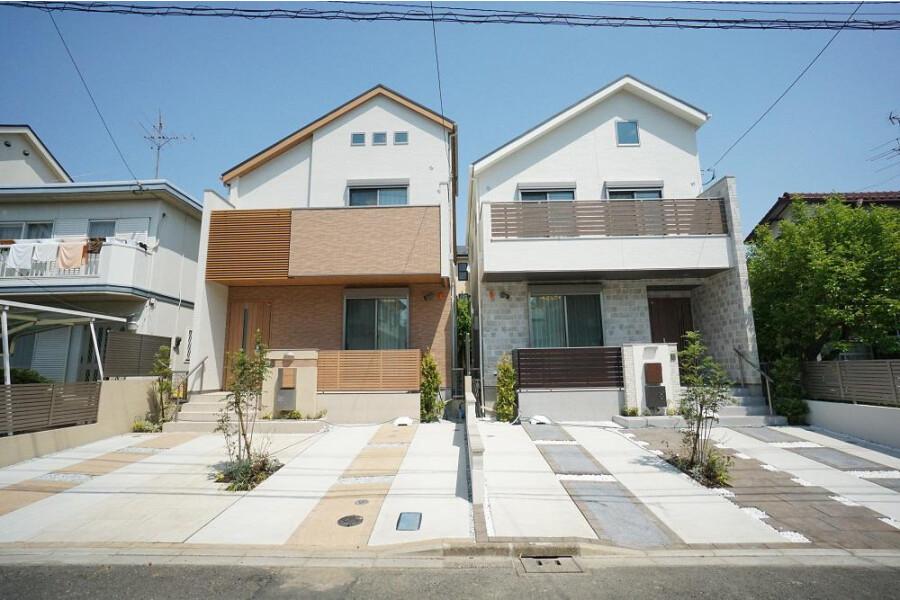 3LDK 戸建て 狛江市 外観