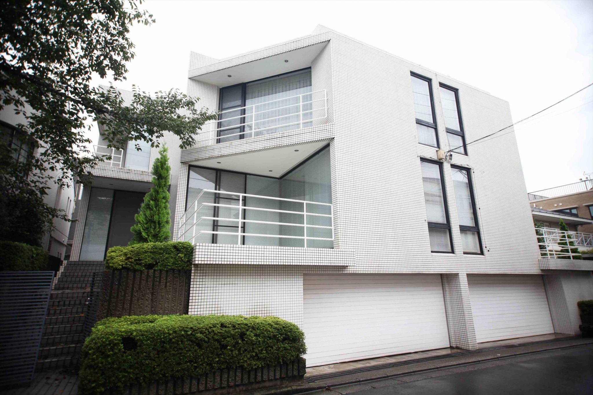 5sldk House Oyamacho Shibuya Ku Tokyo Japan For