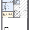1K Apartment to Rent in Osaka-shi Ikuno-ku Interior