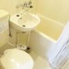 1R Apartment to Rent in Kawasaki-shi Nakahara-ku Bathroom