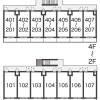 1K Apartment to Rent in Ichikawa-shi Interior
