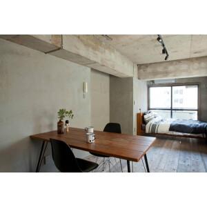 澀谷區富ヶ谷-1DK公寓大廈 房間格局