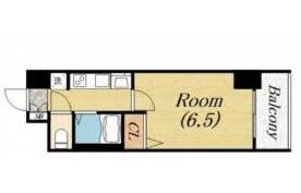 大阪市港区市岡-1R{building type}