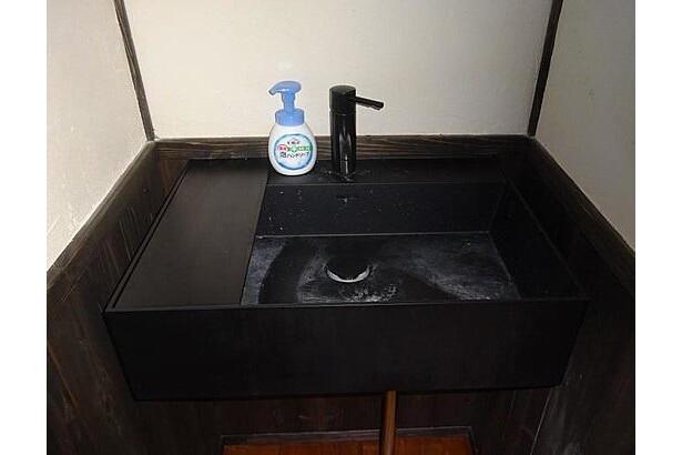 1K House to Buy in Kyoto-shi Shimogyo-ku Washroom