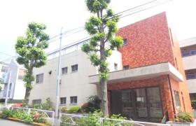 2DK Apartment in Yakumo - Meguro-ku