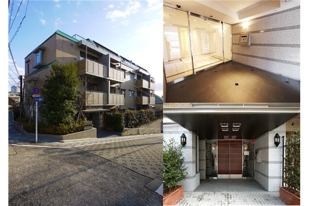1LDK Apartment to Rent in Meguro-ku Exterior