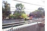 3LDK Apartment to Rent in Minato-ku Balcony / Veranda