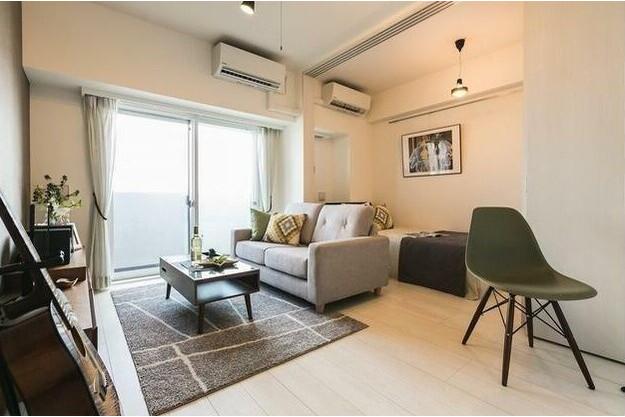 2K Apartment to Rent in Shibuya-ku Interior