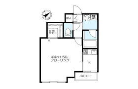 1K Mansion in Katamachi - Shinjuku-ku