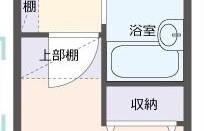 大阪市中央区 - 瓦屋町 大厦式公寓 1K