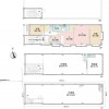 Whole Building Office to Buy in Shinagawa-ku Floorplan