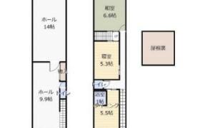 5LDK House in Shimizu - Osaka-shi Asahi-ku