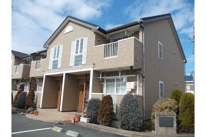 2LDK Apartment to Rent in Odawara-shi Exterior