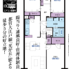 3LDK Apartment to Buy in Nerima-ku Floorplan