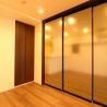 在港區內租賃1LDK 公寓大廈 的房產 臥室
