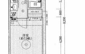 福岡市博多区博多駅前-1K{building type}