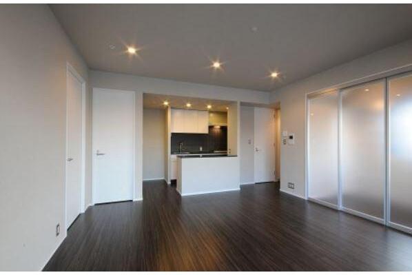 1SLDK Apartment to Rent in Minato-ku Interior