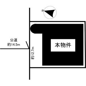Whole Building {building type} in Kita24-jonishi - Sapporo-shi Kita-ku Floorplan