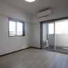 在港区内租赁1K 公寓大厦 的 起居室