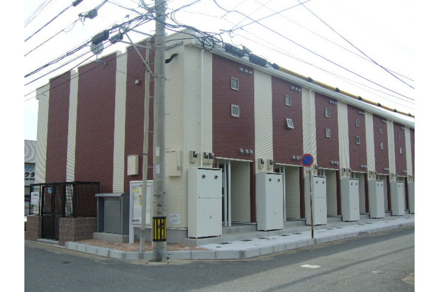 1K Apartment to Rent in Fukuoka-shi Nishi-ku Exterior