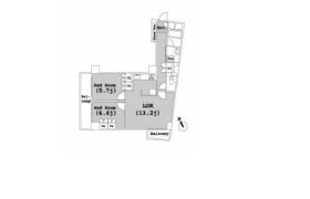 2LDK Apartment in Osaki - Shinagawa-ku