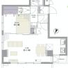 1LDK Apartment to Buy in Nerima-ku Floorplan
