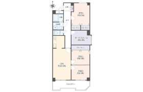 3SLDK Apartment in Komabacho - Nagoya-shi Mizuho-ku