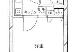 1K {building type} in Nishikoen - Fukuoka-shi Chuo-ku