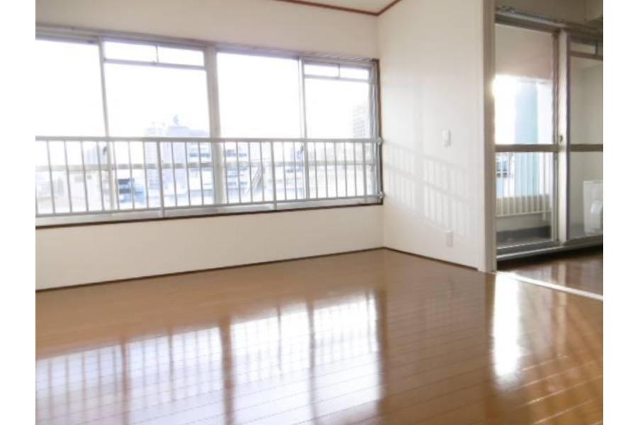 2LDK マンション 文京区 リビングルーム
