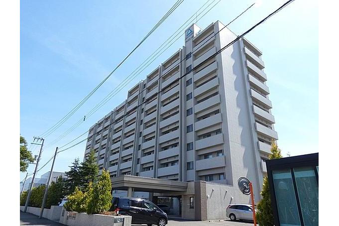在札幌市西區購買3LDK 公寓大廈的房產 戶外