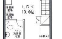 2LDK Apartment in Hakusan(2-5-chome) - Bunkyo-ku