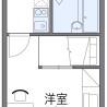 1K Apartment to Rent in Susono-shi Floorplan