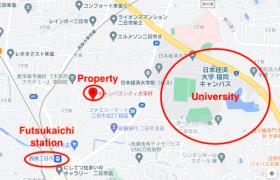 1K {building type} in Suzaku - Dazaifu-shi