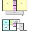 在稲敷市购买楼房(整栋) 独栋住宅的 楼层布局