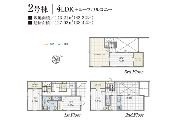 4LDK House to Buy in Naha-shi Floorplan