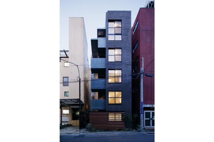 1LDK アパート 新宿区 外観