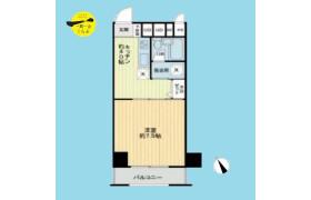 1DK {building type} in Minamiikebukuro - Toshima-ku