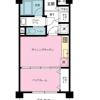 1DK Apartment to Buy in Setagaya-ku Floorplan