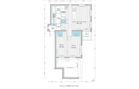 港區西麻布-2LDK公寓大廈