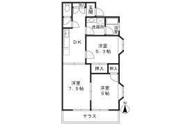 川崎市宮前区 有馬 3DK アパート