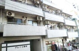 新宿區舟町-1R公寓大廈