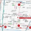2LDK Apartment to Rent in Taito-ku Map
