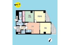 3DK {building type} in Hinodecho - Adachi-ku