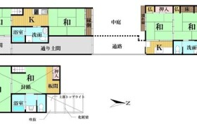 6K {building type} in Kagayacho - Kyoto-shi Kamigyo-ku