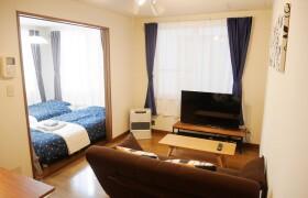 1LDK Apartment in Kita2-johigashi - Sapporo-shi Chuo-ku